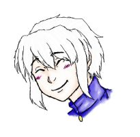 Short Hair Bakura Sketch by GeeKy-AfAkAsi-NiNjA