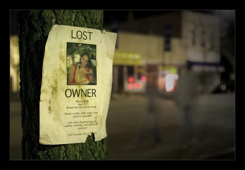 missing owner by fahrmboy