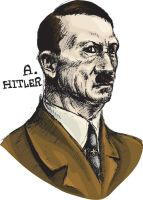 A. Hitler by ksheridan