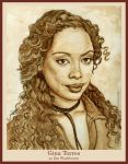 Gina Torres by strryeyedreamr27