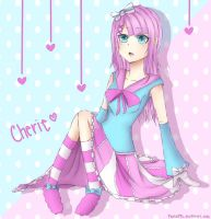 AT: Cherie by PineNAPPO