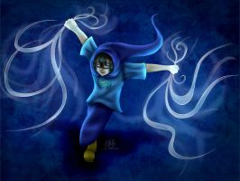 Homestuck- Heir of Breath by RavenWingsFly