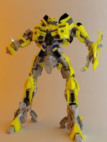 Bumblebee with Vray by hasse32