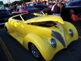 '39 Ford Roadster by DetroitDemigod