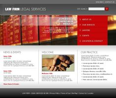 Law site design by rodrigotorres