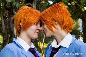 Twincest by PSHcosplay