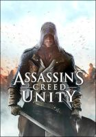 Cover Assassin's Creed Unity by shidow16