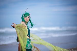 Rydia FF IV The After Years by Eyes-0n-Me