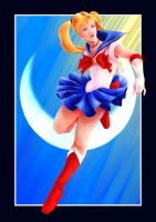 Sailor Moon? by Lidivien