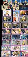 NaLu OVA 4 snapshots by Faithwoe