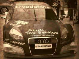DTM 2007 Nuerburgring AUDI A4 by chrispg2000
