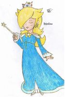Rosalina Colored by SuperGon-64