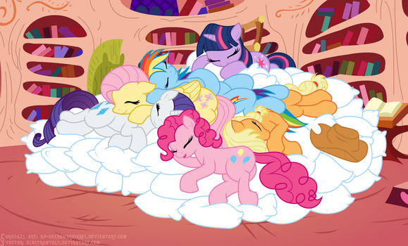 Pillow Ceasefire by Electronvolt