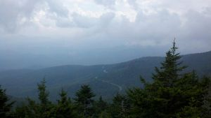 The Blue Ridge Mt.s by Belly-Button-Monster