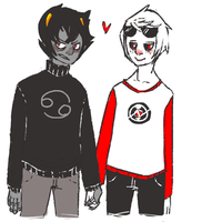 Davekat by AsymetricSmiley