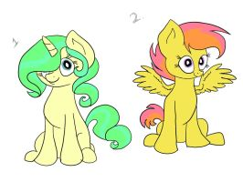Adoptables! (Revamped) - OPEN by animalpainter
