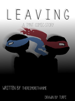 leaving -cover page- by turpi