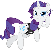 Rarity - Aww yeah... by AB-Anarchy