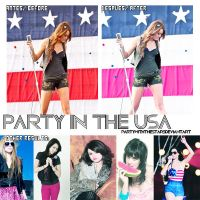 PartyInTheUSA action by PartyWithTheStars