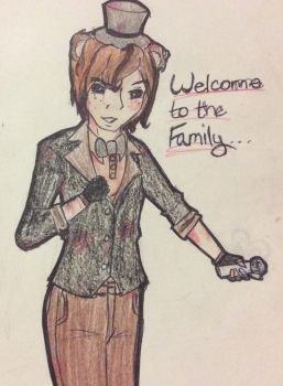 Welcome to the family... by ABloomingLotus02