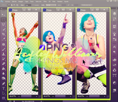 Pack png Hayley Williams by USucks