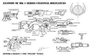 MK-1 Series Boltlance Anatomy by Spectre-Crystaleye