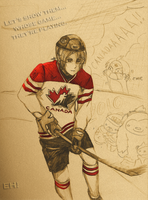 GO CANADA by 51390