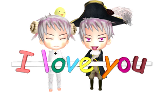 Prussia wants to say Ich liebe dich by 0xWhaii