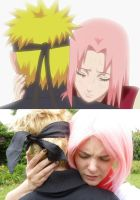 naruto arigato cosplay by Bleach-Fairy