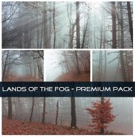 Lands Of The Fog - Premium Pack by UmbraDeNoapte-Stock