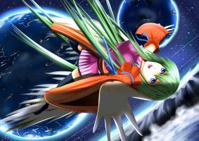 fly through the sky by BloodyBlack1234