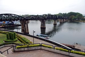Bridge over the River Kwai, 3 by dpt56