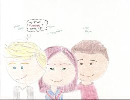 ShayHart with niall and liam by onedirectionsauce