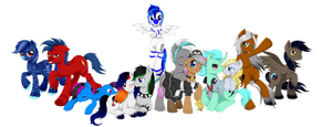 Group picture by Evomanaphy