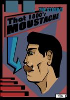 That 1800's Moustache by Kitsu-DR