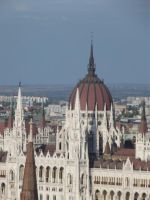 Budapest: Hungarian Parliament Building #1 by jadedlioness
