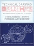 Technical Drawing Brushes by Jeremychild