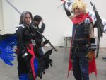 Epic Sephiroth and Cloud Cosplay at Katsucon 20! by DaikiniSan