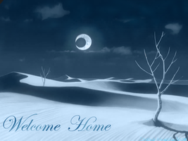 Welcome Home BG by omnicatbus