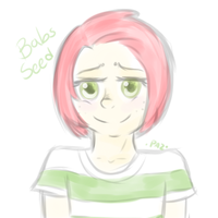 Humanized Babs Seed by PazMercury