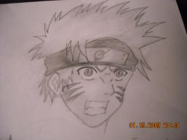 Fox naruto Drawing by StaticFOOL100