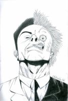 Two Face by VolatileChild
