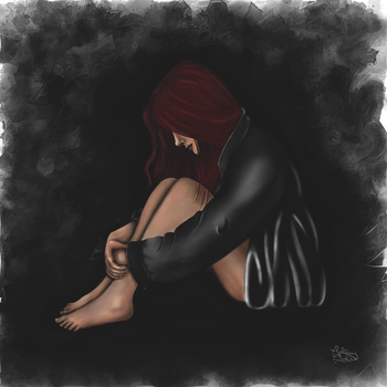 Alone With My Thoughts by AshleyDay44