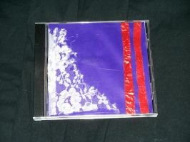 CD Case (Front) by PlaguedPhantom