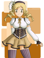 Mami Tomoe by izka197