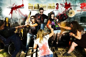 Dead Rising 3 by Tickle-Your-Fancy