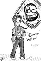 Crane Hollow (Monster Girl Comic Story Idea) by MinionKing