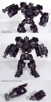 Leader Ironhide Cannons by Unicron9