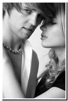 Real People Emily and Damon by Kerridwyn
