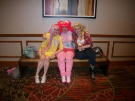 Animefest '12 - MLP Group 5 by TexConChaser